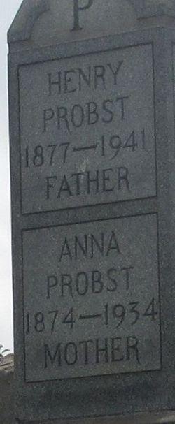 Anna Probst