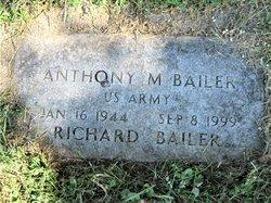 Anthony M Bailer