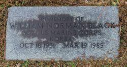 "William Norman ""Bill"" Black"