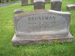 Hillorius W Brossman