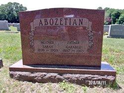 Sarah Abozetian