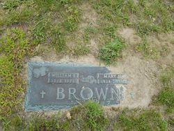 Mary <I>Campbell</I> Brown