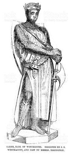 "Sir Saher de ""1st Earl of Winchester"" Quincy"