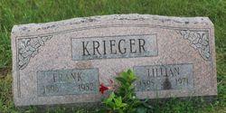 Lillian M. <I>Poulsen</I> Krieger