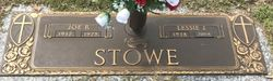 "Joseph Reeves ""Joe"" Stowe"