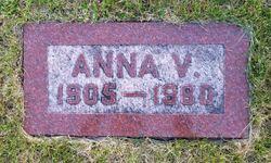 """Anna Virginia """"Annie"""" Bowersox"""
