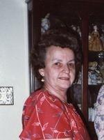 Clara Mae <I>Mattingly</I> Thomas