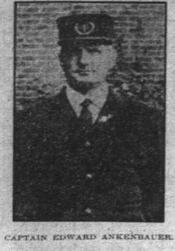 Capt Edward A Ankenbauer