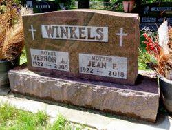 Vernon Anthony Winkels