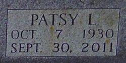 Patsy Lee <I>Rose</I> Batts
