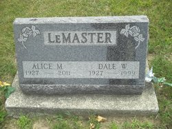 Dale W. LeMaster