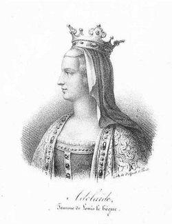 Adelaide Judith of Paris