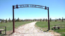 Kolob Mountain Cemetery