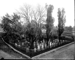 Judiska begravningsplatsen Kronoberg