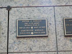 Peter J Aiello