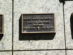 Albert Leroy Aldrich, Jr