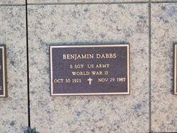 Benjamin Dabbs