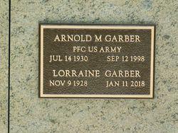 Arnold M Garber