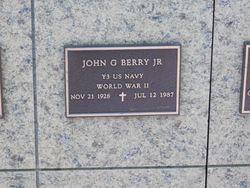 John G Berry, Jr