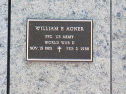 William E Agner