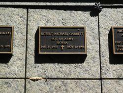 Robert Michael Garrett