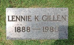 Lennie <I>Kite</I> Gillen