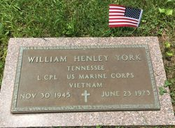 William Henley York, Sr
