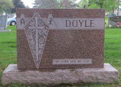 "Katherine M ""Katie"" <I>Moran</I> Doyle"