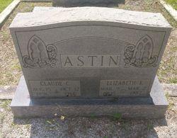 Elizabeth <I>King</I> Astin