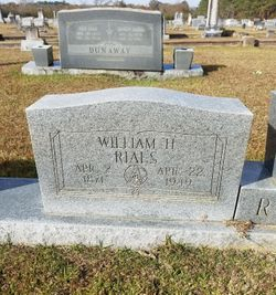 "William Henry ""Willie"" Rials"