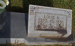 Louie H <I>Burroughs</I> Boler