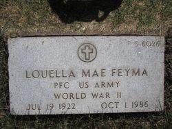 Louella M Feyma