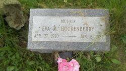 Eva M. <I>Ziler</I> Hockenberry