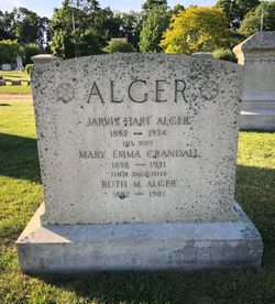 Jarvis Hart Alger