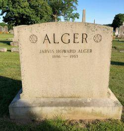 Jarvis Howard Alger