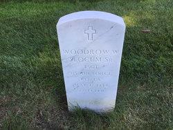 Woodrow W Slocum, Sr