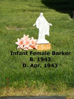 Infant Female Baker