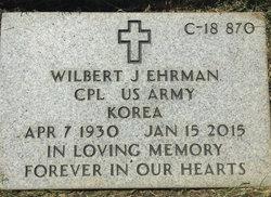 Wilbert J. Ehrman