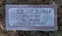 Leslie Joe Flower