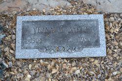 Verna M Baker