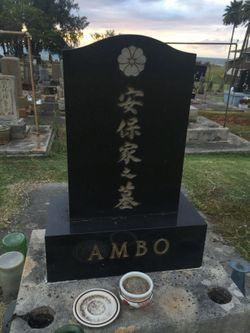 Fukuyo <I>Mukai</I> Ambo