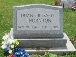 Duane R. Thornton