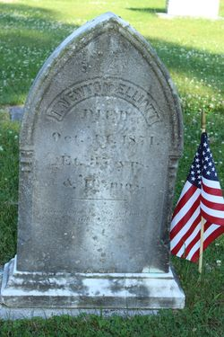 Isaac Newton Elliott