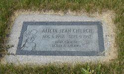 Alicia Jean Church