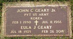 John C Geary, Jr