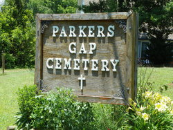 Parker's Gap Cemetery