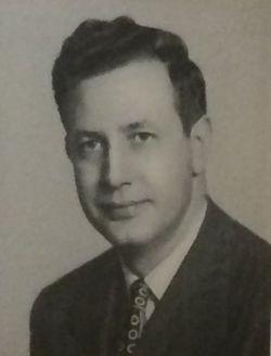 """James Patrick """"Pat"""" Sutton"""