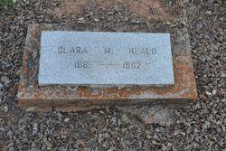 Clara M Heald