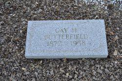 Gay Heber Butterfield