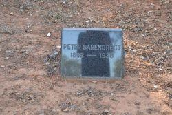 Peter Barendregt